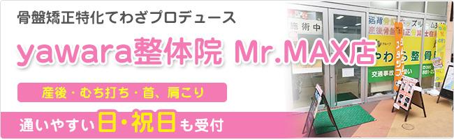 Mr.MAX店